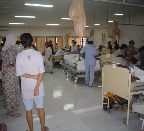 Gambar Gambar Rumah Sakit Kartun
